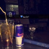 Photo taken at Hookah Lounge Cafe by Abdullah A. on 6/23/2015