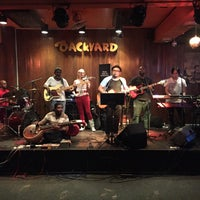 Photo taken at Backyard Pub and Grill by Melvin N. on 10/20/2015