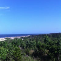 Photo taken at Cape Henlopen State Park by Jake C. on 7/13/2013