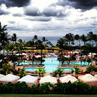 Photo taken at The Ritz-Carlton, Kapalua by Mike A. on 4/26/2013