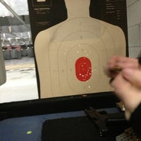 Photo taken at Dominion Shooting Range by Mark & Cheryl L. on 2/13/2013