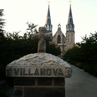 Photo taken at Villanova University by Elizabeth S. on 3/2/2013