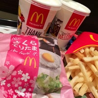 Photo taken at McDonald's by みおみお on 3/23/2014