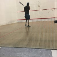 Photo taken at Hong Kong Squash Centre 香港壁球中心 by Nacho M. on 9/6/2016