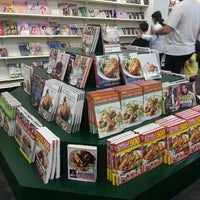 Photo taken at Jarir Bookstore by Nnian R. on 3/1/2013