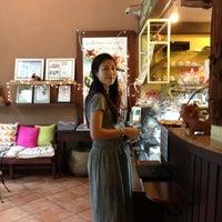 Photo taken at Laliette by Sagun K. on 11/10/2012