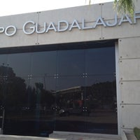 Photo taken at Expo Guadalajara by Rafa L. on 10/26/2012