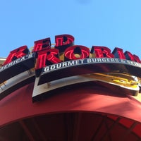 Photo taken at Red Robin Gourmet Burgers by Essam I. on 1/20/2013