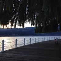 Photo taken at Waterfront Park by Candace M. on 9/16/2014
