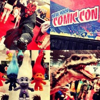 Photo taken at New York Comic Con 2012 by Christopher S. on 10/16/2012