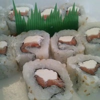 Photo taken at Sushi Time by Brends L. on 1/3/2013