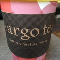 Photo taken at Argo Tea by Katie K. on 10/6/2012