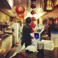 Photo taken at Mother's Dumplings by Brendan P. on 2/17/2013
