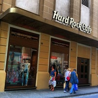 Photo taken at Hard Rock Cafe Florence by Luthfi S. on 7/6/2013