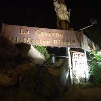 Photo taken at La Caverna Del Mastro Birraio by Anna G. on 5/11/2013