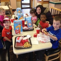 Photo taken at Wendy's by Dave G. on 11/29/2013