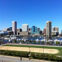 Photo taken at Federal Hill Park by Roxanne O. on 10/11/2012