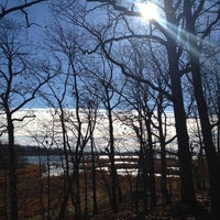 Photo taken at Marshlands Conservancy by Jay S. on 11/24/2013