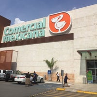 Photo taken at Comercial Mexicana by Monica G. on 9/1/2016