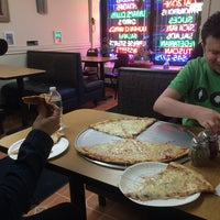 Photo taken at Lazaros Pizza House by Tim Y. on 4/17/2014