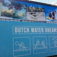 Photo taken at Dutch Water Dreams by Mari V. on 9/26/2012