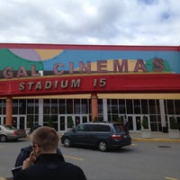 Photo taken at Regal Cinemas Fox Run 15 & RPX by Tricia J A. on 5/26/2013