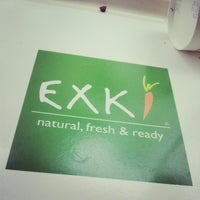 Photo taken at EXKi by Mihad M. on 10/18/2012