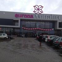 Photo taken at Europa Centralna by Kamil K. on 3/1/2013