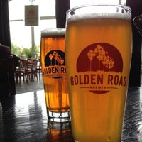 Photo taken at Golden Road Brewing by Greg A. on 5/5/2013