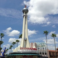 Photo taken at Crossroads of the World by Benjamin on 5/16/2013