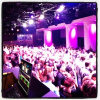 Photo taken at PURE Nightclub by DJ Cyberkid on 9/29/2012