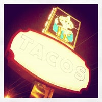 Photo taken at Chico's Tacos by Dave N. on 10/7/2012