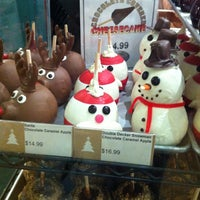 Photo taken at Rocky Mountain Chocolate Factory by Erick S. on 12/21/2012