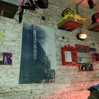 Photo taken at La Lucha - Tacos & Boutique by Joel E. on 11/17/2012