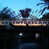 Photo taken at Adventureland by Katie E. on 5/31/2013