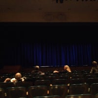 Photo taken at Saratoga Civic Theater by Hiroshi M. on 12/15/2013