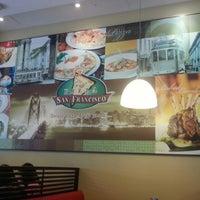 Photo taken at San Francisco Pizza by Lyana M. on 2/6/2013