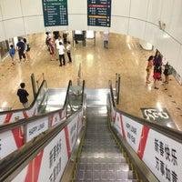 Photo taken at Chinatown MRT Interchange (NE4/DT19) by July d. on 2/14/2013