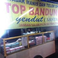 Photo taken at Martabak Manis Gendut Ps. Santa by Manchi A. on 6/14/2013