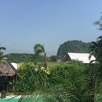 Photo taken at Homestay Chiang Rai by Brian B. on 5/13/2015