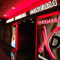 Photo taken at Cinemark Perkins Rowe and XD by Gerald H. on 5/4/2014