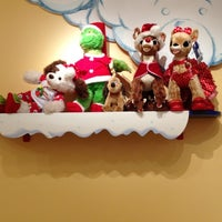 Photo taken at Build-A-Bear Workshop by Stacey H. on 11/8/2012