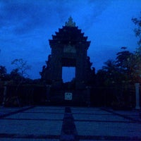 Photo taken at Bali Nusa Dua Convention Center (BNDCC) by Angga S. on 5/14/2013