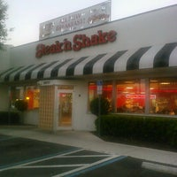 Photo taken at Steak 'n Shake by Brian S. on 5/18/2013