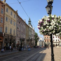 Photo taken at Rynok Square by Vadim P. on 7/27/2013