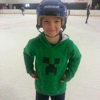 Photo taken at Bradford Ice Arena by Tim S. on 1/6/2014