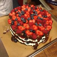 Photo taken at I Love Cake by Fishman K. on 8/1/2013