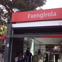 Photo taken at Estación Cercanías Fuengirola by bizzyant on 11/4/2013
