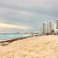 Photo taken at Forum Beach Club by Angel G. on 10/8/2012