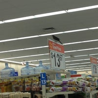 Photo taken at Walmart Supercenter by Joseph W. on 11/9/2012